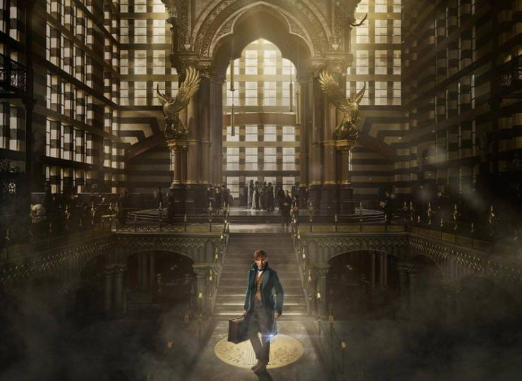 FANTASTIC BEASTS AND WHERE TO FIND THEM – PG-13
