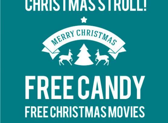 Christmas Stroll!