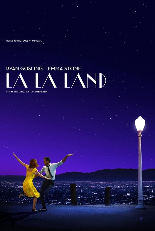 La La Land – PG-13