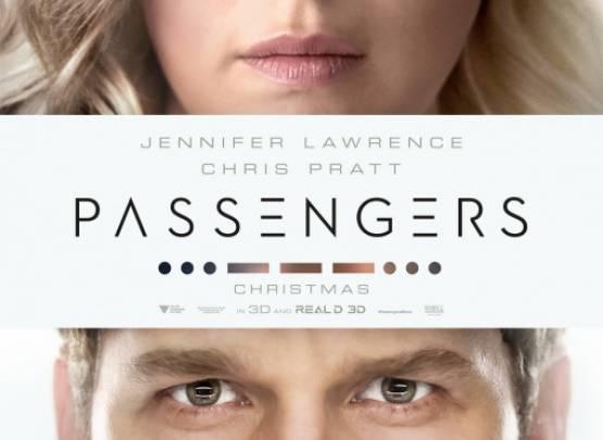 Passengers – PG-13