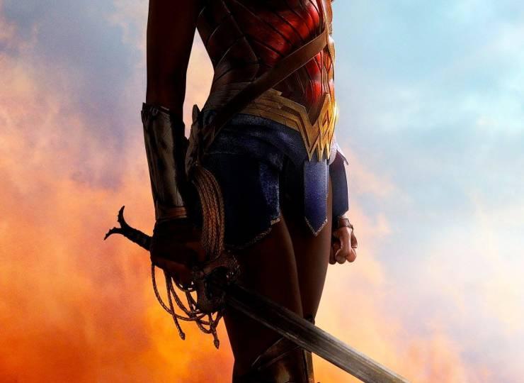 Wonder Woman  – PG