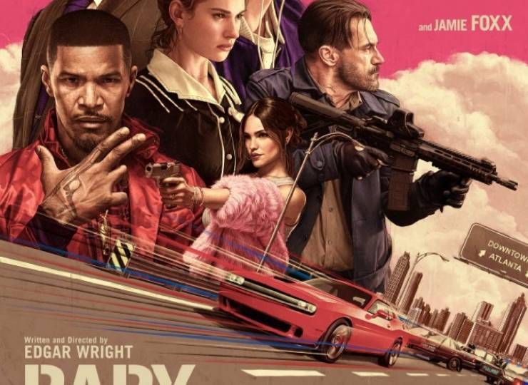 BABY DRIVER – R
