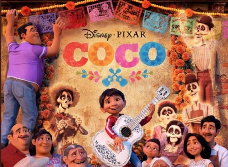 Coco – PG