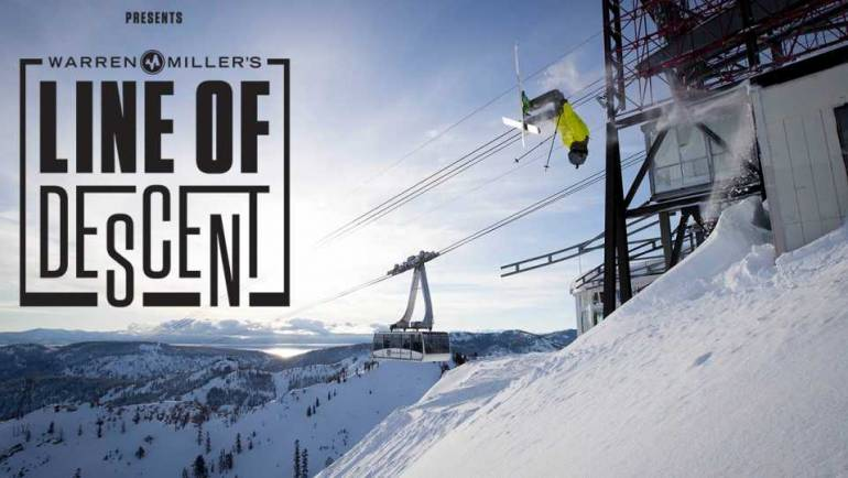 Volkswagen Presents Warren Miller's Line of Descent