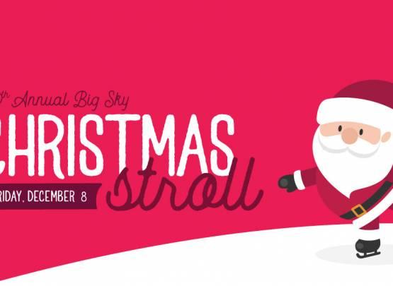 Big Sky Christmas Stroll