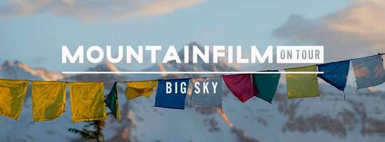 MountainFilm on Tour  Saturday, September 15  7:00