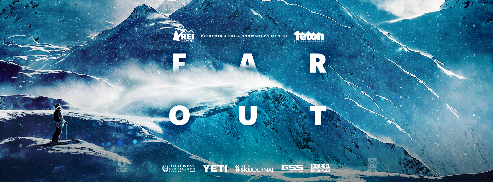 Far Out – a ski film by Teton Gravity Research